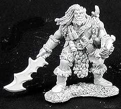 Reaper Miniatures Kanaag Half Orc #02898 Dark Heaven Legends Unpainted Metal