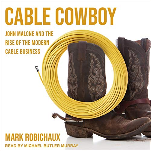 Cable Cowboy audiobook cover art