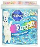 Pillsbury Frosting Blue Vanilla, 15.6 oz