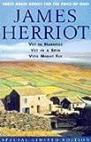 James Herriot Treble: Vet In Harness / Vet In A Spin / Vets Might Fly