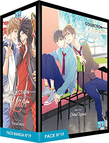 Boy's Love Collection - Pack n°19 - Manga Yaoi (5 tomes)
