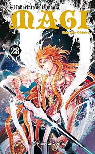 Magi El laberinto de la magia nº 28/37 (Manga Shonen)