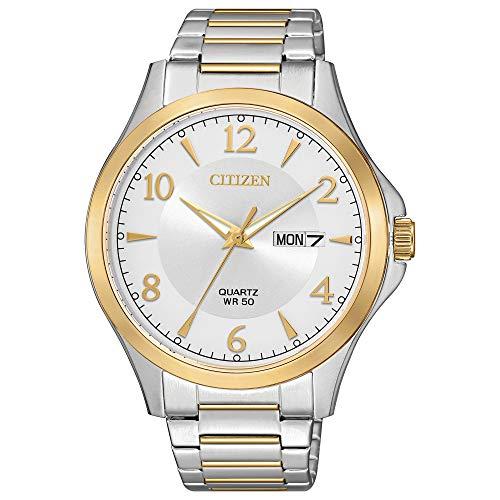 Smartwatch Esfera Redonda  marca Citizen