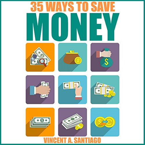 35 Ways to Save Money audiobook cover art