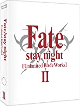 Fate/Stay Night Unlimited Blade Works - Partie 2/2 DVD