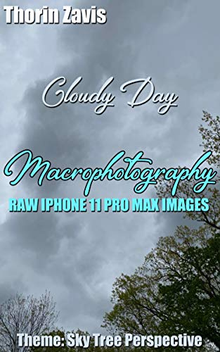 Macrophotography with an iPhone 11 Pro Max: Beautiful, Stunning Outdoor Shots by a Master Photographer (Theme: Sky, Trees for Perspective Book 1) (English Edition)
