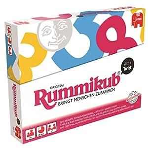 Jumbo 03978 - Gioco di società Rummikub with a Twist