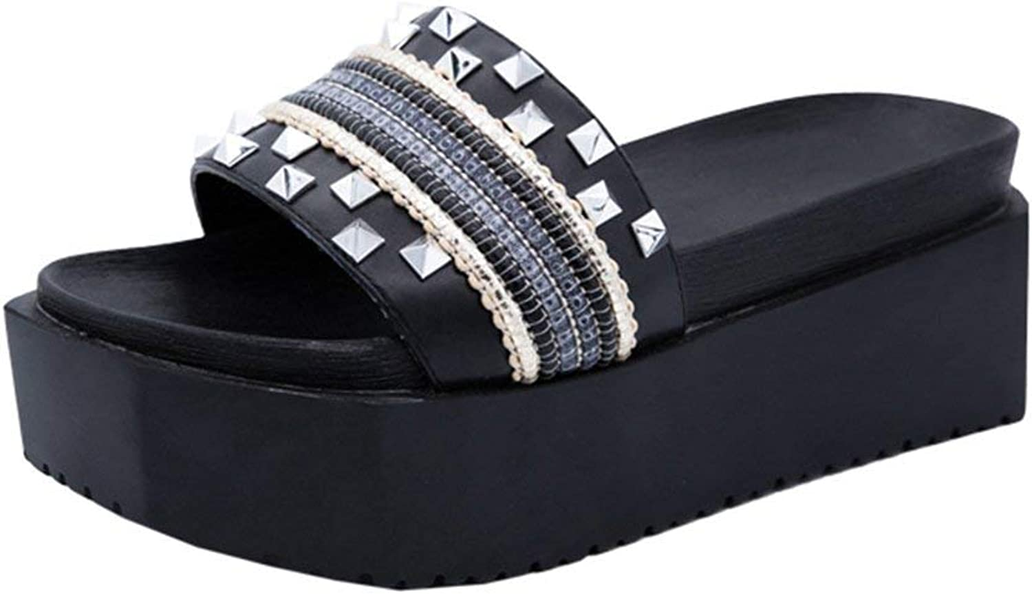 Comfortable and beautiful ladies sandals Sandals Female Fashion Pink Outdoor Movement Slippers