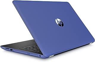 HP High Performance Laptop PC 15.6-inch HD+ Display AMD E2-9000e Processor 4GB DDR4 RAM 500GB HDD WIFI DVD-RW HDMI Bluetooth Webcam Sleeve&Mouse Windows 10 (Blue)