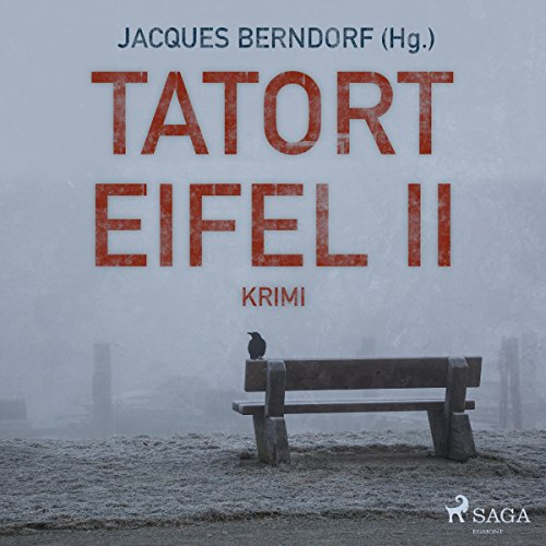 Tatort Eifel 2 audiobook cover art