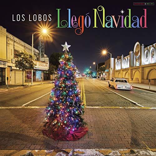 Los Lobos - Llegó Navidad (CD)