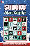 Piquant Puzzles Sudoku Advent Calendar: A Christmas Sudoku puzzle book for adults and kids