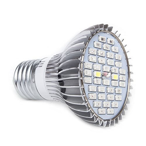 Lightess LED Plant Grow Light Bulb for Hydroponic