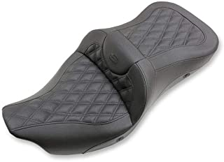 Saddlemen 08-13 Harley FLHX2 Road Sofa LS Heated Seat (Extended Reach)