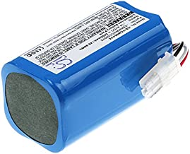 GAXI Battery Replacement for iCLEBO ARTE YCR-M05 Compatible with iCLEBO POP YCR-M05-P, Smart YCR-M04-1, Smart YCR-M05-10, ...