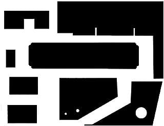 CR6620 New Cab Kit Black w/o Headliner For John Deere Combine 6620 7720 8820