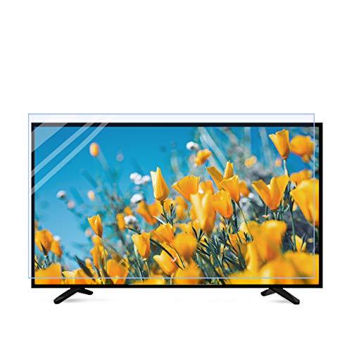 ASPZQ TV Displayschutzfolie, Blendfreier Blaulichtfilter Anti Scratch Augenbelastung Entlasten für Rahmenlose LCD-LED-Plasma-3D-HDTV-Displays (Color : HD Version, Size : 40 inch 875 * 483mm)