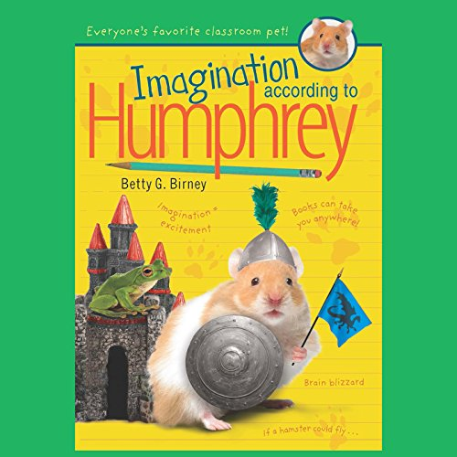 Imagination According to Humphrey audiobook cover art