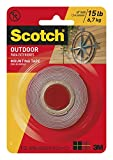 Scotch Mounting, Fastening & Surface Protection Scotch Outdoor...