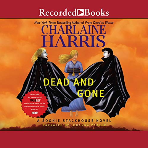Dead and Gone: Sookie Stackhouse Southern Vampire Mystery #9 cover art