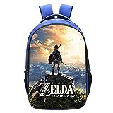 Qushy Legend Of Zelda Backpack Daypack Schoolbag Bookbag Fashion Bag...