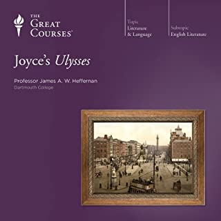 Joyce's Ulysses                   Auteur(s):                                                                                                                                 James A. W. Heffernan,                                                                                        The Great Courses                               Narrateur(s):                                                                                                                                 James A. W. Heffernan                      Durée: 12 h et 16 min     1 évaluation     Au global 2,0