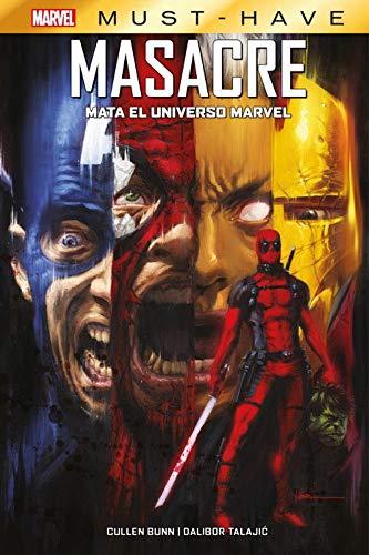 Masacre mata el Universo Marvel