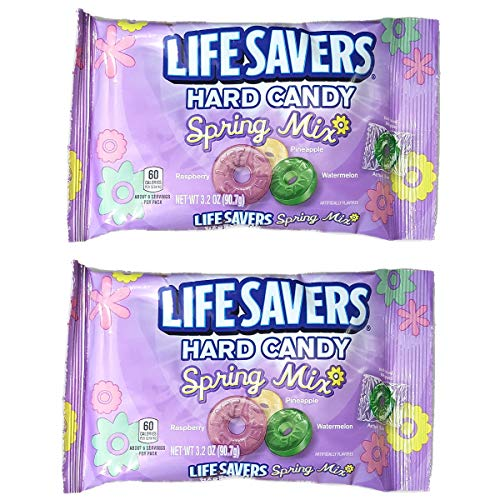 Life Savers Hard Candy Spring Mix 6.4 Oz