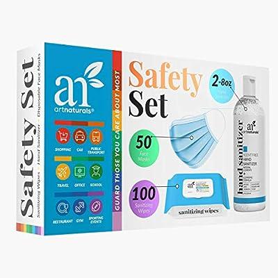 Artnaturals Safety Set - Personal Protection Ki...