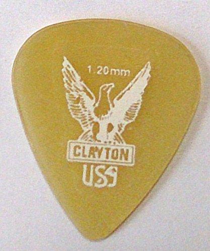 クレイトン ピック ULTEM PICKS ティアドロップ (1.20mm)