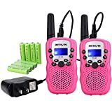 Retevis RT-388 Kids Walkie Talkie Rechargeable FRS Toy Gift 22 Channel Walkie Talkie