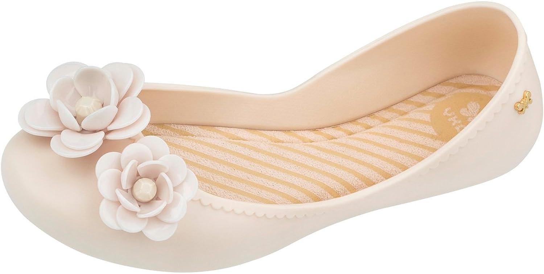 Zaxy Womens Ballet Pumps Start Blossom Flat