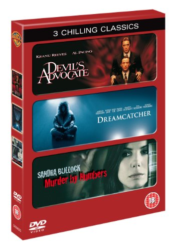Devil's Advocate / Murder by Numbers / Dreamcatcher [DVD] [DVD] (2004)