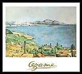 Germanposters Paul Cezanne Das Meer bei Marseille Poster