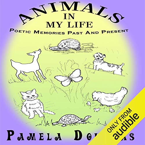 Animals in My Life audiobook cover art