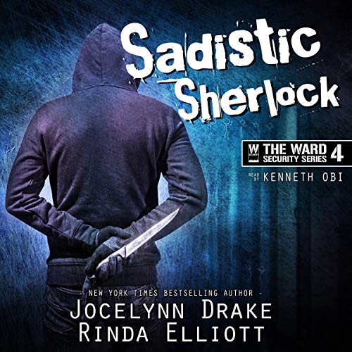 Sadistic Sherlock audiobook cover art