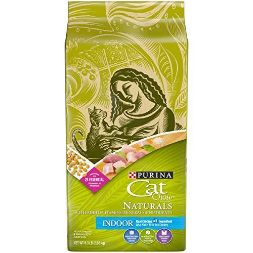 Image of Purina Cat Chow Naturals...: Bestviewsreviews