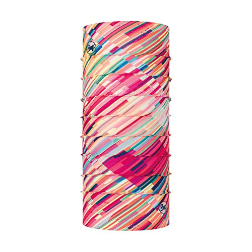 Buff Mädchen Coolnet UV+ Tubular, Pink, Einheitsgröße