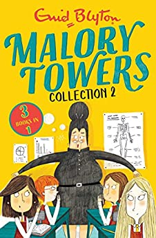 Malory Towers Collection 2: Books 4-6 (Malory Towers Collections and Gift books) by [Enid Blyton]