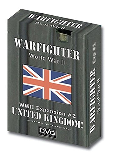 Warfighter WW 2 – Expansion #2: United Kingdom