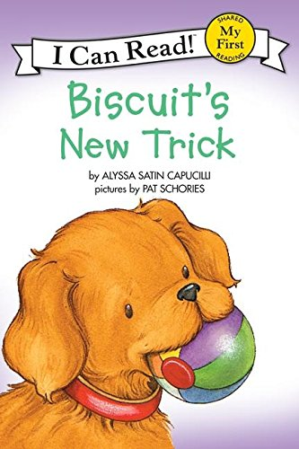 Biscuit's New Trick (My First I Can Read)の詳細を見る