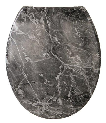Sanitop-Wingenroth 40569 0 WC-Sitz Dekor Marmor