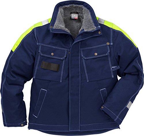 Fristads 113083 Winterjacke Kansas Workwear Gr. L, blau