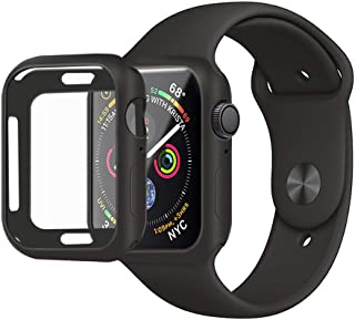 MENEEA for Apple Watch Series 4/Series 5 Case Protector,Ultra-Thin Anti-Scratch Flexible Soft Protective Bumper Cover for ...