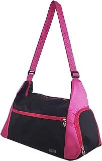 Bolsa Feminina Rosa Academia Porta Roupas Molhadas e Tênis