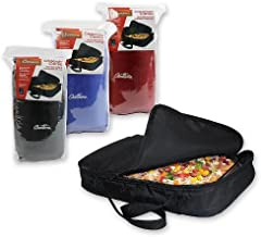 """Casserole Carrier and Food Warmer - Portable Travel Casserole Tote (Holds up to 11""""x17"""" Casserole - Keeps warm up to one h..."""