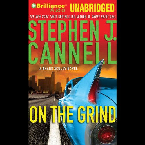 On the Grind audiobook cover art