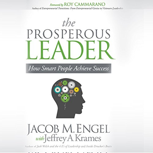 The Prosperous Leader audiobook cover art