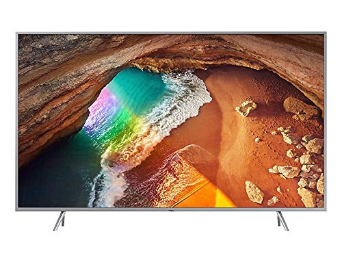 Samsung Fernseher GQ55Q67R QLED-TV (Smart TV, 4K, HDR, Sprachsteuerung) EEK: A