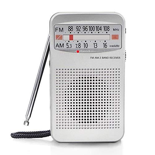 Radio Transistor A Pilas  marca FUHONGYUAN